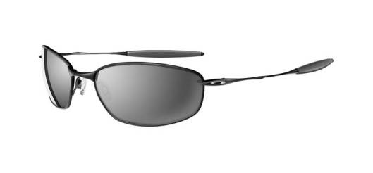 o SHADES: BLACK OAKLEYS WHISKERS