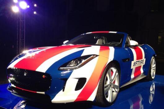 Britsih Jaguar