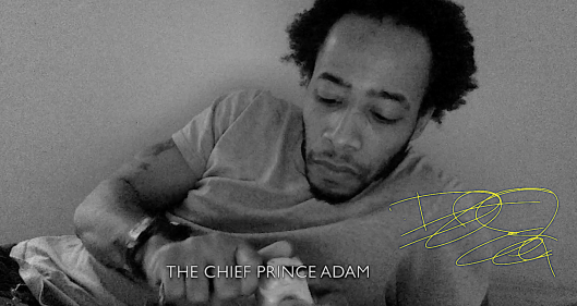 the-chief-prince-adam-autograph
