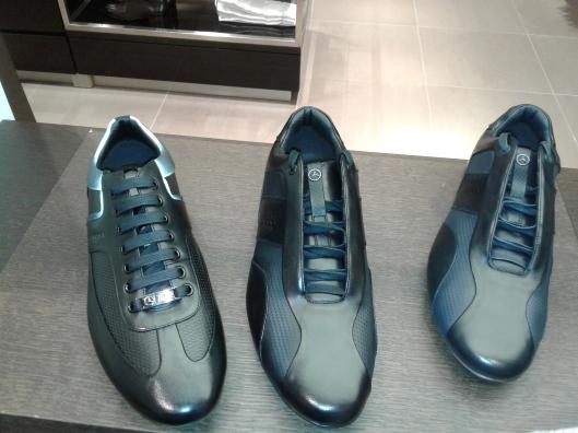 Boss Shoes Mercedes Benze